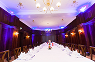 Albrechtshof banquet hall in Berlin Mitte Christmas party