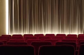Kinosaal Berlinale