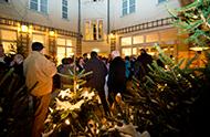 ALvis - Feiern Sie in unserem Winterwald in Berlin Mitte