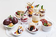 ALvis to go Eventcatering variety of desserts
