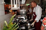 Andreas Vogel Sous Chef ALvis Restaurant Berlin Mitte