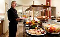 Anne Kahlich Mitarbeiterin im Restaurant ALvis in Berlin Mitte