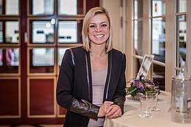Ausbildungsleiterin der Albrechtshof Hotels Berlin