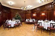 Bankettsaal J. Klepper - Weihnachtsfeier
