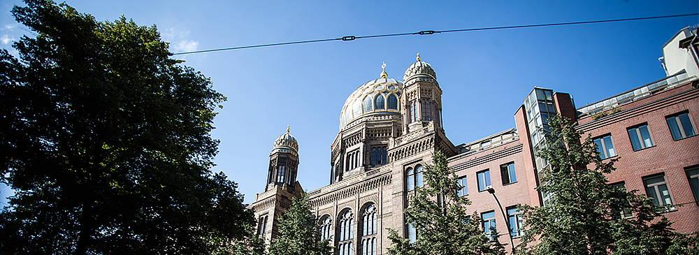 Berlin Hotel an der Synagoge