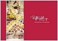 Buffetempfehlungen für Tagungen und Feiern im Hotel Albrechtshof