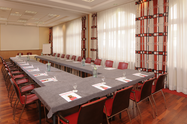 Combination of function rooms Spener & Fliedner in u-shape