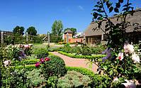 Englischer Garten auf dem IGA Gelände