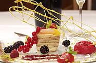 Dessert by Restaurant Alvis