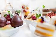 Dessert Fingerfood vom ALvis Catering-Service Berlin Mitte
