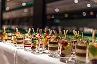 Dessertvariationen vom ALvis to go Eventcatering-Service