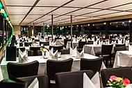 Die Tischdekoration passen wir nach Ihren individuellen Wünschen an!