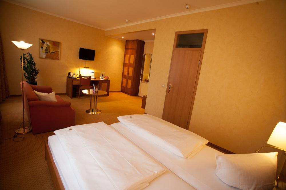 Double Room in Hotel Albrechtshof Berlin Mitte