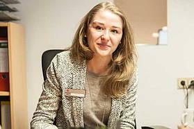 Ehemalige Mitarbeiterin der Albrechtshof Hotels.