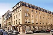 external facade of Hotel Albrechtshof