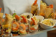 Finger food platters by ALvis to go Eventvatering in Berlin-Mitte