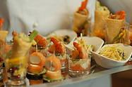 Fingerfood auf Platten serviert vom ALvis Catering-Service Berlin Mitte