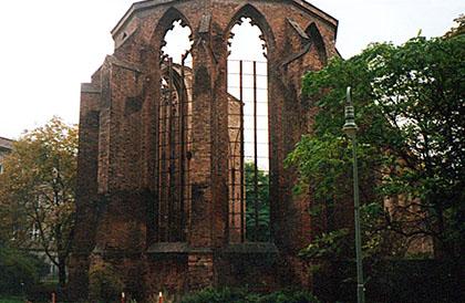 Franziskaner-Klosterkirche Berlin