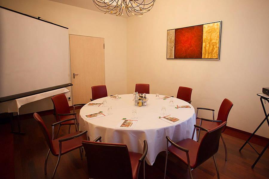 Für Meetings im Hotel Albrechtshof