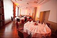 Function rooms 'Spener & Fliedner' festively decorated