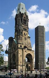 Gedächniskirche Berlin
