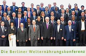 GFFA - Die Berliner Welternährungskonferenz