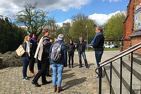 Guided Tours through the center of Berlin