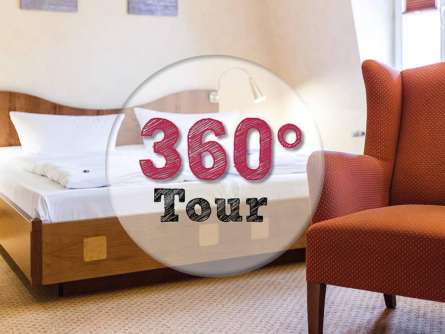 Hotel Albrechtshof 360° - Virtueller Rundgang