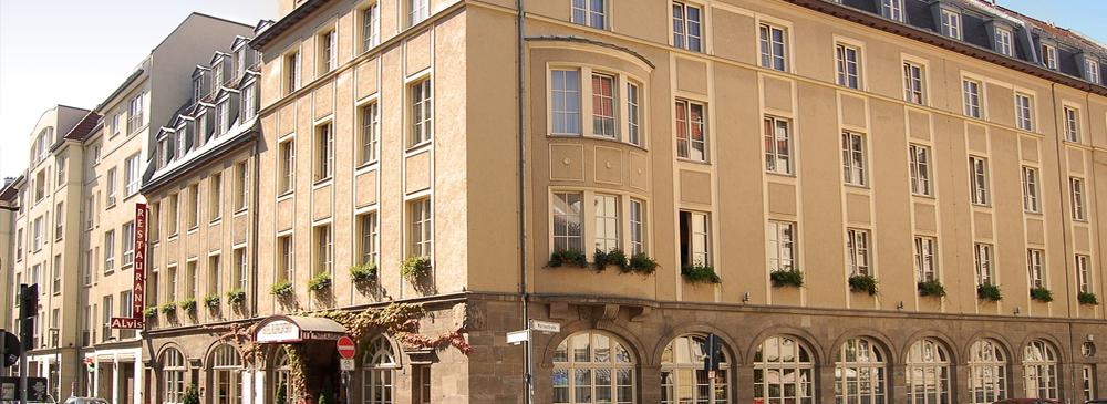 Hotel Albrechtshof Berlin
