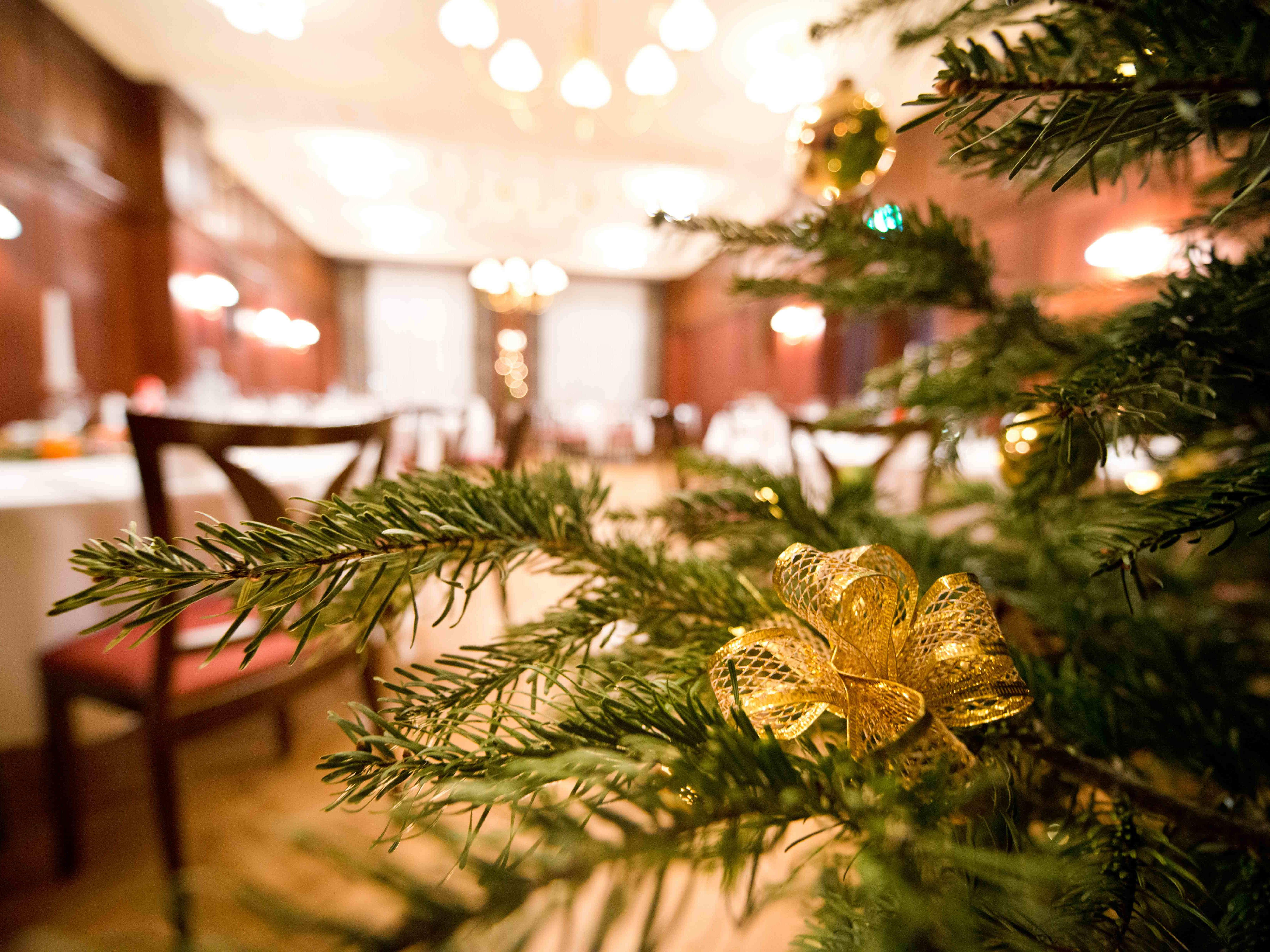 Hotel Albrechtshof Berlin Weihnachtsfeier