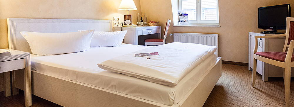 Hotel-Albrechtshof Doppelzimmer