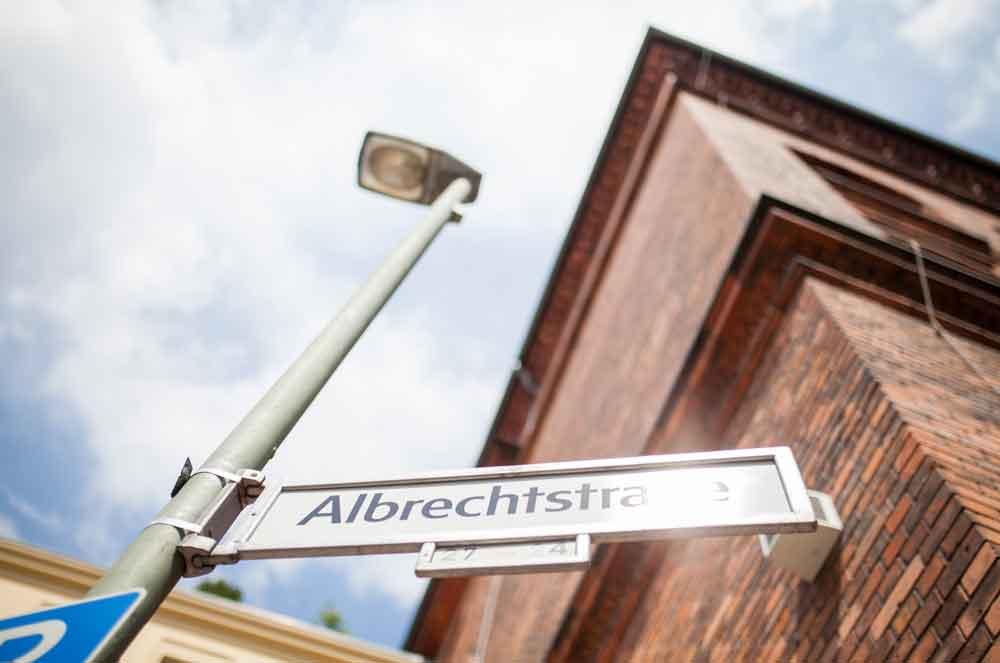 Hotel Albrechtshof Friedrichstraße