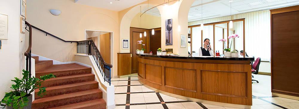 Hotel Albrechtshof Lobby