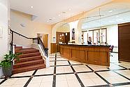 Hotel Albrechtshof lobby in Berlin-Mitte