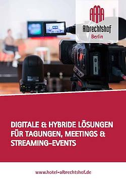 Hybride Meetings im Hotel Albrechtshof