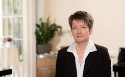 Jutta Schumacher (Leitende Hausdame der Albrechtshof Hotels in Berlin Mitte)