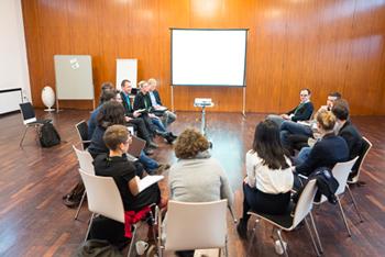 Kickoff Barcamp-Event