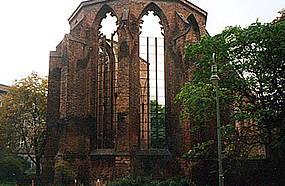 Franziskaner Klosterkirche Berlin
