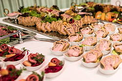 Kulinarische Begleitung zu Ihrer Veranstaltung in Berlin