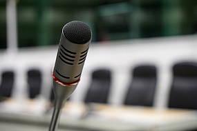 Live Pressekonferenz oder Podiumsdiskussion übertragen Berlin
