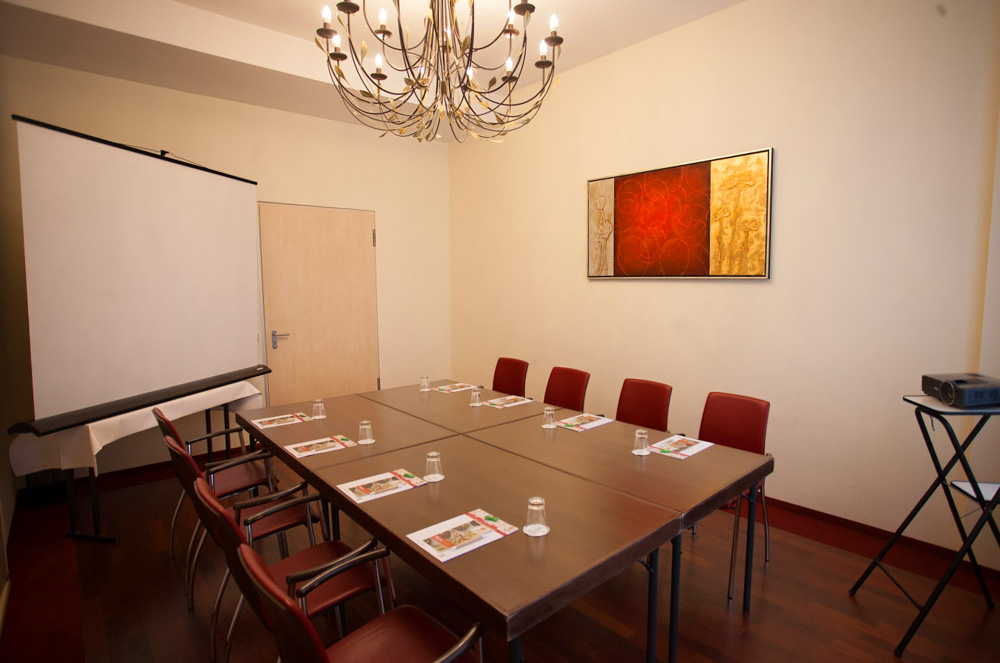 Meetings im Hotel Albrechtshof