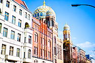 New Synagogue Berlin Oranineburger Straße
