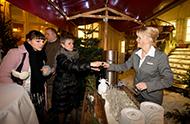 Restaurant ALvis - Glühwein für Ihre Weihnachtsfeier