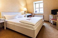 Single room of Hotel Albrechtshof in Berlin Mitte