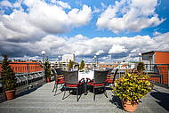 Summer in Berlin - enjoy Events with an incredible view - Hotel Allegra or Restaurant ALvis