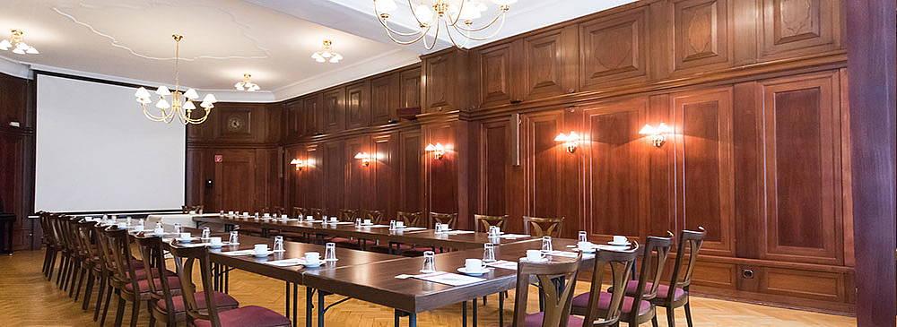 Tagungsraum im Hotel Albrechtshof