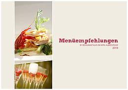 Unsere Menüempfehlungen für Tagungen und Feiern im Hotel Albrechtshof