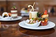 Variety of finger food - Hotel Albrechtshof Berlin- Mitte