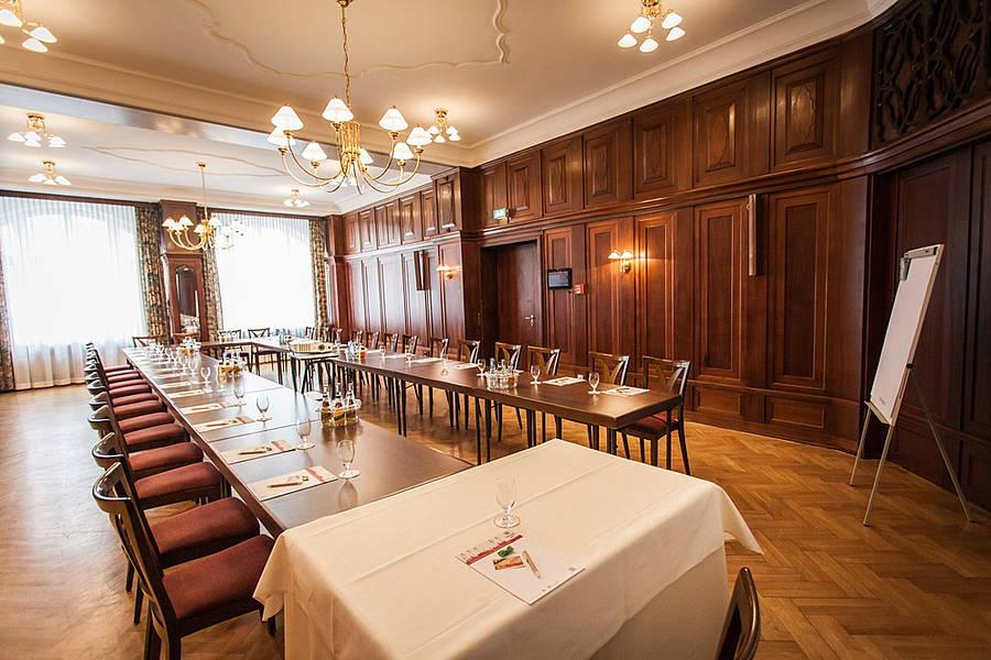 Veranstaltungsraum im Berliner Hotel Albrechtshof
