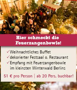 Weihnachten Berlin Hotel